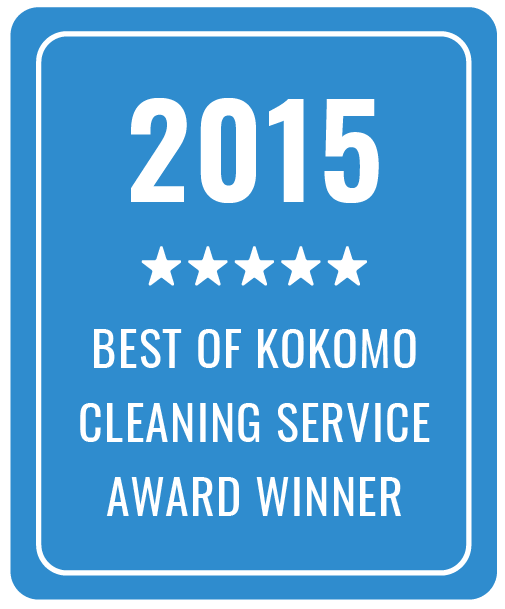 Best cleaning service award 2015