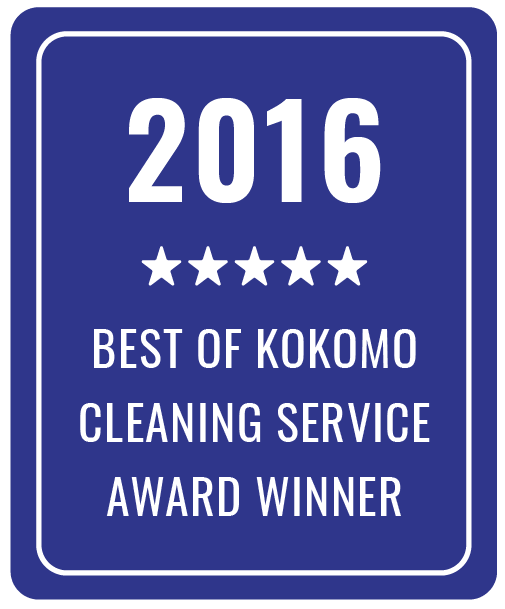 Best cleaning service award 2016