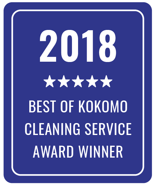Best cleaning service award 2018