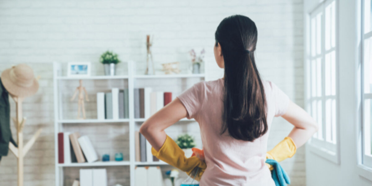 What Areas of Your Home Should You Clean Every Day?