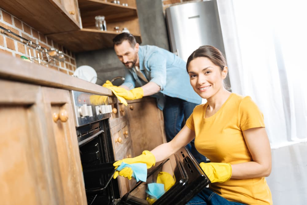What is the best day to clean your house